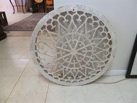 Cast Iron Architectural Grate