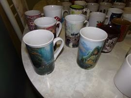 More Mugs and cups