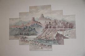 Southwest artwork