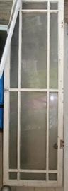 Beautiful 12 pane window