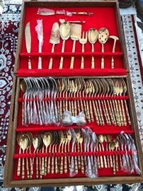 Thai flatware