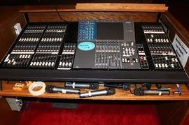 Yamaha M7Cl -48 Mixer