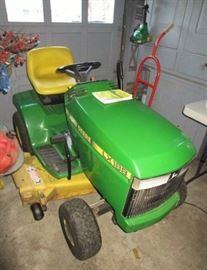 LX 188 John Deere Lawn mower