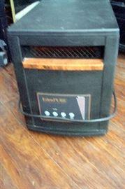 Eden PURE heater.