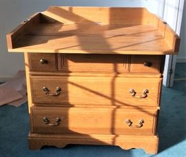 Secretary Desk/Dresser  http://www.ctonlineauctions.com/detail.asp?id=676477