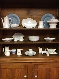 Grand collection of German China.