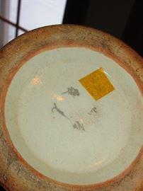 Artist signature on Antique Satsuma  Vase