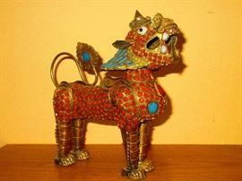 Temple Lion