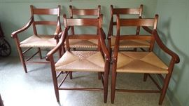 Five Clore Armchairs (not pictured - Clore Youth Chair)