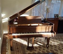 1910  Sohmer & Co. NY Baby Grand Piano