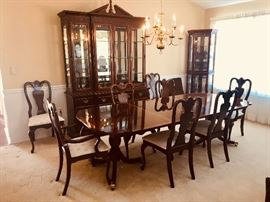 American Drew dining room set