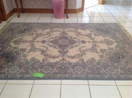 Nice 6 x 9 entry rug