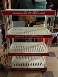 Coca Cola 4 shelf 18.5x31x47