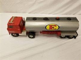 ERTI Metal Tanker Truck