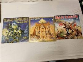 Iron Maiden - The Trooper Maxi Single, Powerslave ...