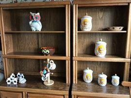 Owl collection's