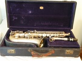 CG Conn, Ltd.  New Wonder Saxophone