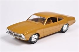 1970 Ford Maverick Dealer Promo Car