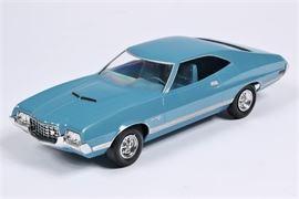 1972 Ford Gran Torino Sport Dealer Promo
