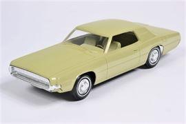 1968 AMT Ford Thunderbird Friction Car Dealer Promo