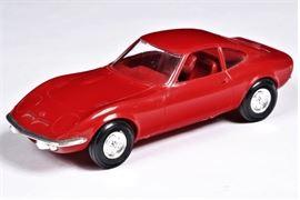 1969 Opel GT Dealer Promo