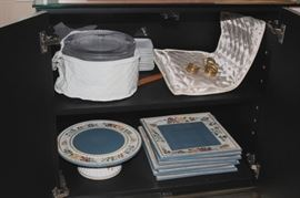 Decorative Serving Pieces and Sets