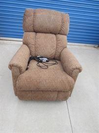 Massage recliner chair