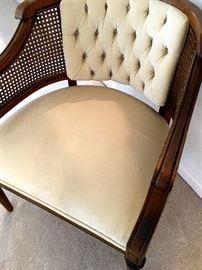 Cain Side Arm Chair...