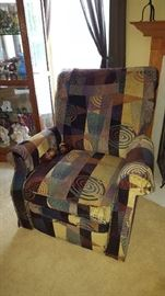 $125   Multi color chair