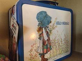Holly Hobbie Lunch Box.