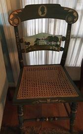 George Washington Hitchcock Chair.