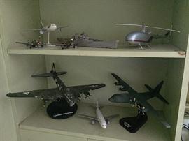 Plane Models.