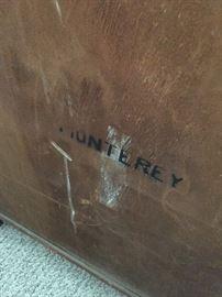 Monterey Mark