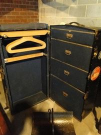 Very cool travel trunk