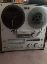 AKAI Reel to Reel GX-255