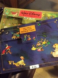 Disney book sets