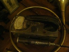 RCA geiger counter