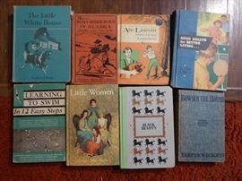 Children's Books - Vintage and New