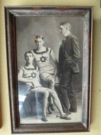Vintage Framed Photograph