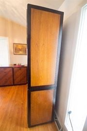 Side View of China Cabinet