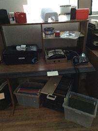 more office, printer, files, shreadder