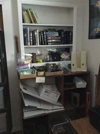 more office and books