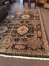 Hand Knotted Rug Assortment
