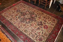 Beautiful Antique Oriental Rug