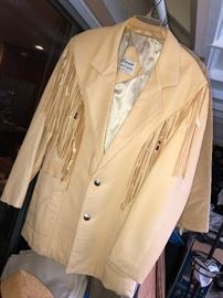 Lots of really nice jackets, coats and clothing