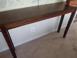 Nice size accent table.