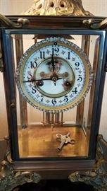 Antique Clock by Waterbury