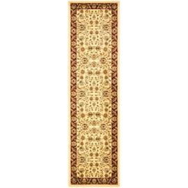 Safavieh Lyndhurst Collection LNH215A Ivory and Re ...