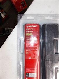 1/4 Drive Husky Torque Wrench