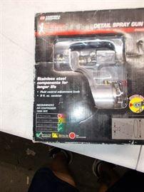 Campbell Hausfeld Detail Spray Gun